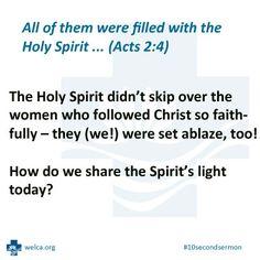 pentecost acts 2 1-21