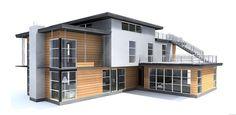CleverHomes, Prefab home, Prefab housing, Prefab construction, Toby Long, MiniHome