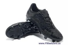 All Black 2013 adidas Predator FG Online