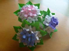 Want to know more about Origami Paper Craft Origami 3d, Origami Folding, Modular Origami, Origami Design, Origami Easy, Origami Paper, Origami Rose Flower, Origami Bouquet, Paper Flowers Diy