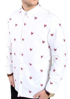 Hvide skjorter fra Les Deux. Casual fritidsskjorter i lækker kvalitet!