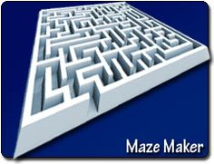 Welcome to The Teacher's Corner Maze Maker! With this generator you can generate a limitless number of unique and customizable mazes in just...