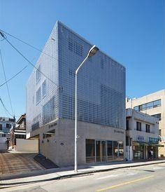 Smart Architectureu0027s Lotus Haus Has A Perforated Metal Facade