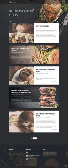 Buy Verso - Responsive Multi Purpose WordPress Theme by oxygenna on ThemeForest. Another Multipurpose WordPress Theme. Verso is no ordinary WordPress theme! Web Design Trends, Coperate Design, Layout Design, Web Design Quotes, Design Food, Website Design Layout, Wordpress Website Design, Blog Layout, Web Layout