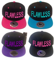 I want That pink snapback for the concert...Flawless Snapback Beyonce hat by urfashionistas on Etsy, $12.99