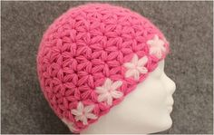 This is one more great opportunity for those crochet hookers who love and enjoy making beanie hats, because right now we are going to teach …