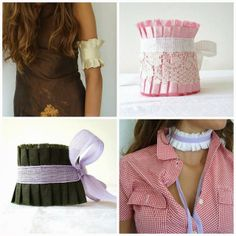 Giveaway - Gia the Fairytale Lady! Fairytale, Giveaway, Handmade Jewelry, Ruffle Blouse, Lady, Crafts, Tops, Women, Fashion