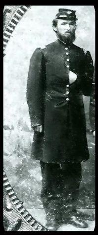 George Washington Reeder - My 2nd Great Grandfather