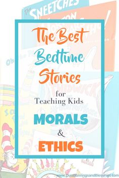 bedtime stories for kids that teach good morals and strong ethics