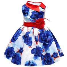 high-end European and American girls dresses Children's baby multi-process sequin embroidery fireworks elegant dress Source by nighki dresses girl African Dresses For Kids, African Wear Dresses, Latest African Fashion Dresses, Little Girl Dresses, Girls Dresses, Pageant Dresses, Kids Dress Wear, Kids Gown, Baby Dress Design