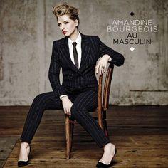 Au Masculin Amandine Bourgeois | CD NEUF