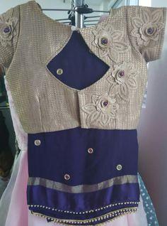 Saree Blouse Neck Designs, Kurti Neck Designs, Stylish Blouse Design, Designer Blouse Patterns, Indian Designer Wear, Blouse Styles, Embroidery, Clothes For Women, Dress