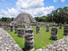 Mayapan perspectiva 1 - México -