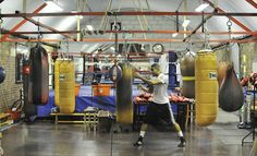 London's best boxing gyms - GQ.co.uk