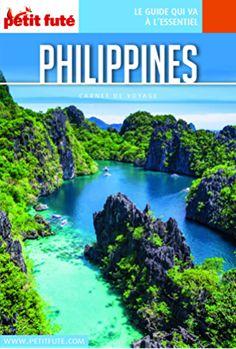 PHILIPPINES 2018 Carnet Petit Futé (Carnet de voyage) Lonely Planet, Philippines, Planets, River, Outdoor, Amazon, Belgium, Travel, Outdoors