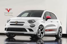 The Fiat 500X Chicane is among the Mopar-modified vehicles showc - http://ift.tt/1HQJd81