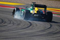 Charles Pic - GP USA 2013