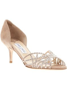 JIMMY CHOO Embellished Sandal