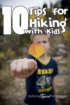 10 Tips for Hiking with Kids. Perfect advice for those summer outings with the family! #sponsored #MC #BBBestSummer