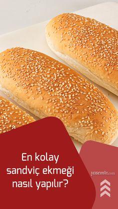 Sandviç ekmeğiyle pratik ve lezzetli sandviçler hazırlayabilir ya da tost yapabilirsiniz. Kısıtlı zamanlarınızda çocuğunuzun beslenme çantasına koymak içinde ideal bir lezzettir. Evde sandviç ekmeği yapmak isterseniz yazımızda tarifimize göz atabilirsiniz.