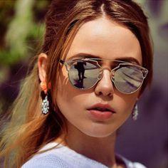 Lunettes de soleil tendance Lunettes de soleil polarisées rondes lunettes de soleil à la mode , 3