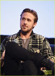 ryan gosling hits the stage sxsw 08