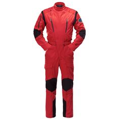 The one piece Flight Suit for men from the Rotor Collection is designed for helicopter pilots and offers performance and comfort.