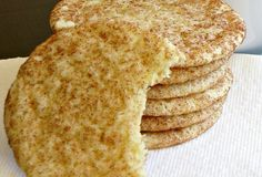 Tons of gluten free recipes including gluten free snickerdoodles- yumm