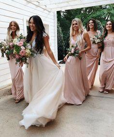 d26eacfeef6c7 937 Best Bridesmaid Dresses images in 2019 | Dream wedding, Bride ...