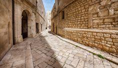 Giovinazzo ed il suo incantevole centro storico