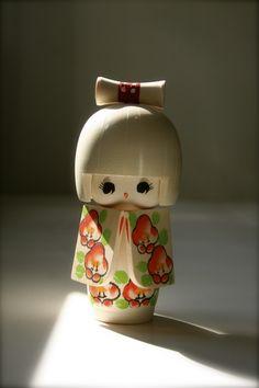 Kokeshi – The Original Japanese Doll