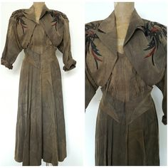 Vintage 80s Avant Garde Dress Size Medium by JadeDesignVintage