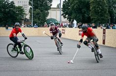 IV Polish Polo Bike Championship in Warsaw | Link to Poland