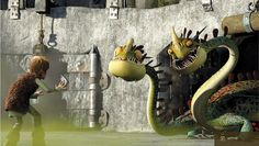 Belch and Barf | Dragonpedia | How To Train Your Dragon
