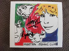 #Hooton tennis club - highest #point in cliff town cd #(signed edition),  View more on the LINK: http://www.zeppy.io/product/gb/2/361751782890/