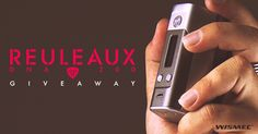I entered for a chance to win the Wismec Reuleaux DNA 200 Giveaway! Enter here: http://upvir.al/ref/P475185