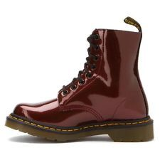 Cherry Red Patent Dr Martens Size 7 Selling so cheap ! Cherry Red, Doc Martens, Combat Boots, How To Wear, Shoes, Fashion, Moda, Zapatos