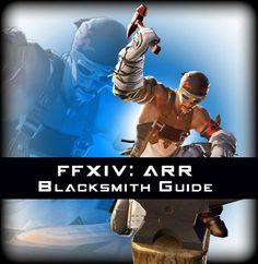 FFXIV ARR Blacksmith Guide