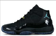 Pre Order 378037-006 Air Jordan 11 (XI) Gamma Blue Retro 2013 Black Varsity Maize (Men Women GS Girls) Online $149.00 http://www.fineretro.com