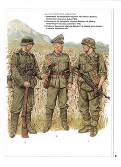 The German army in WWii Ww2 Uniforms, German Uniforms, Military Uniforms, German Soldiers Ww2, German Army, Luftwaffe, Military Art, Military History, Ww2 Propaganda Posters