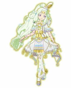 This is the new pripara character Juli!!!!!!