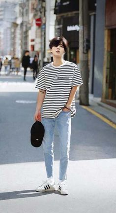 Korean Street Fashion - Life Is Fun Silo Kpop Outfits, Korean Outfits, Casual Outfits, Fashion Outfits, Korean Clothes, Men Casual, Korean Outfit Male, Korean Men Clothing, Fashion Sites