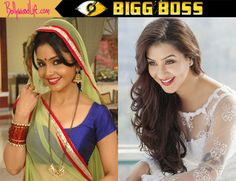 Bigg Boss Shilpa Shinde was replaced by Shubhangi Atre from Bhabi Ji Ghar Par Hai - Bigg Boss Shubhangi Atre finds Shilpa Shinde entertaining, says she has nothing against her New Gossip, Saree Wedding, Indian Beauty, Boss, Entertaining, Sayings, Hair Styles, Hair Plait Styles, Lyrics