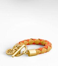 Tory Burch Rope Bracelet