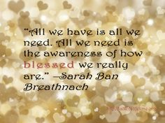 Image result for sarah ban breathnach