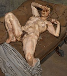 10 Lucian Freud Paintings That Will Make You Fear Flesh (NSFW)