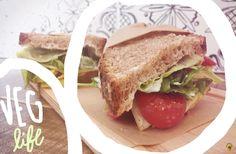 Sandwich veg life - Lattuga, Roma