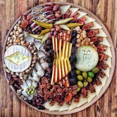piatto di formaggi