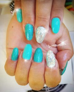 Tiffany glitter bianchi