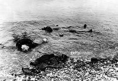 Photo d'actualité : Dieppe Raid, dead bodies of Allies, August 1942